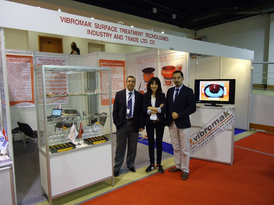 METALLOOBRABOTKA  2013 MOSCOW, RUSSIA Equipment,Instruments and Tools for the Metalworking Industry Exhibition